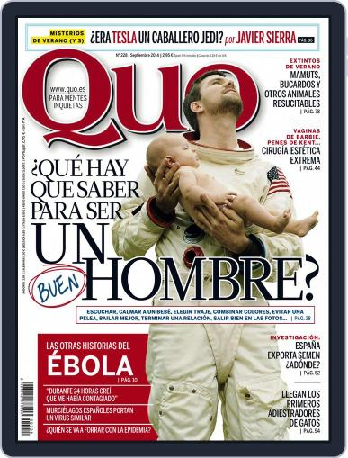 Quo August 21st, 2014 Digital Back Issue Cover