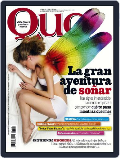 Quo May 30th, 2013 Digital Back Issue Cover