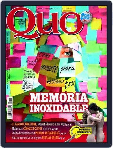 Quo (Digital) January 23rd, 2012 Issue Cover