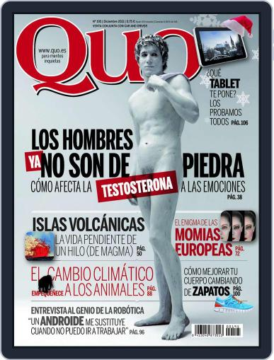 Quo (Digital) November 24th, 2011 Issue Cover