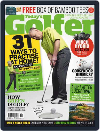 Today's Golfer July 1st, 2020 Digital Back Issue Cover