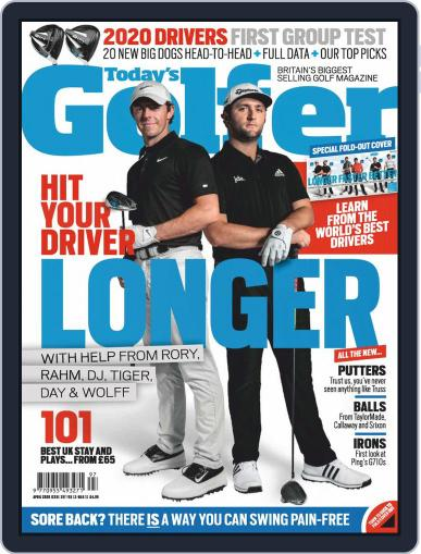 Today's Golfer April 1st, 2020 Digital Back Issue Cover