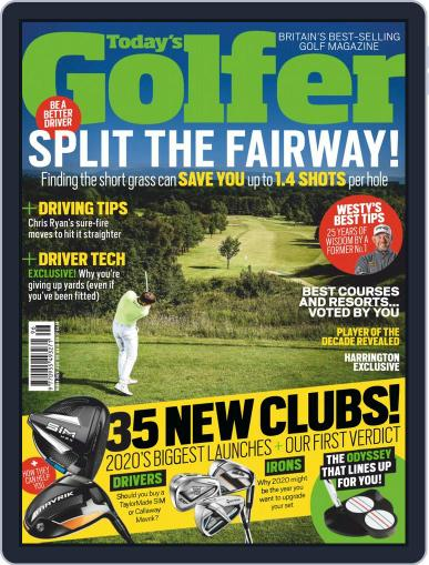 Today's Golfer (Digital) March 1st, 2020 Issue Cover
