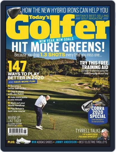 Today's Golfer (Digital) February 1st, 2020 Issue Cover