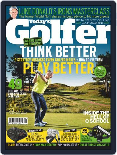 Today's Golfer January 1st, 2020 Digital Back Issue Cover