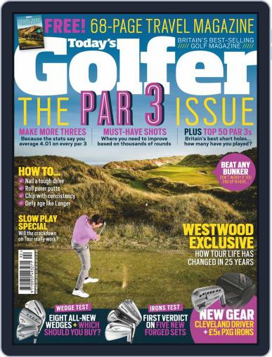 Today's Golfer (Digital) November 1st, 2019 Issue Cover