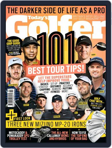 Today's Golfer (Digital) September 1st, 2019 Issue Cover