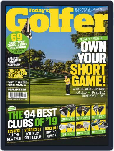 Today's Golfer June 1st, 2019 Digital Back Issue Cover