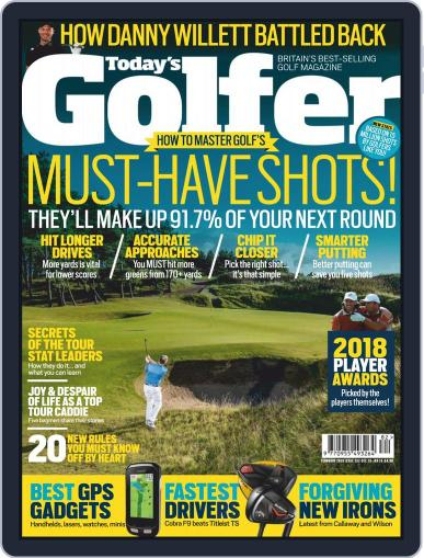 Today's Golfer February 1st, 2019 Digital Back Issue Cover