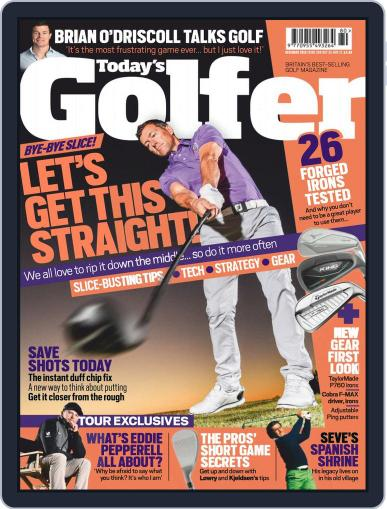 Today's Golfer (Digital) December 1st, 2018 Issue Cover