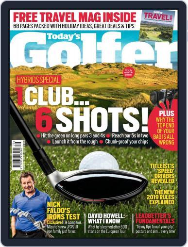 Today's Golfer (Digital) November 1st, 2018 Issue Cover