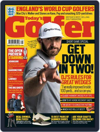 Today's Golfer (Digital) July 1st, 2018 Issue Cover