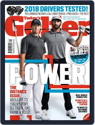 Today's Golfer (Digital) April 1st, 2018 Issue Cover