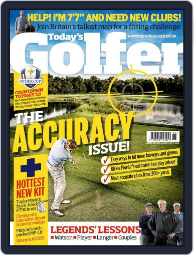 Today's Golfer October 1st, 2017 Digital Back Issue Cover
