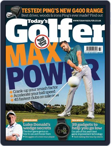 Today's Golfer (Digital) September 1st, 2017 Issue Cover