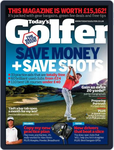Today's Golfer (Digital) August 1st, 2017 Issue Cover