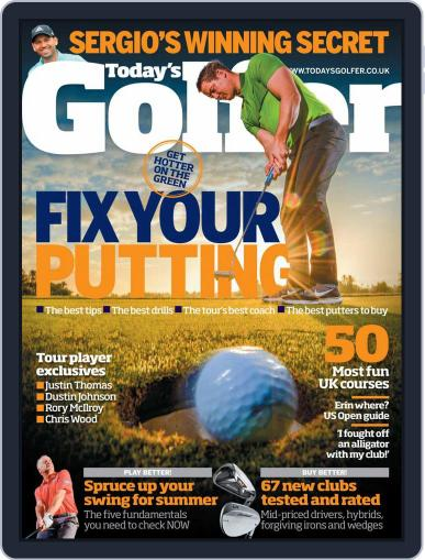 Today's Golfer (Digital) July 1st, 2017 Issue Cover