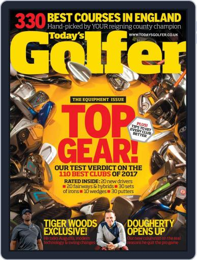 Today's Golfer (Digital) June 1st, 2017 Issue Cover