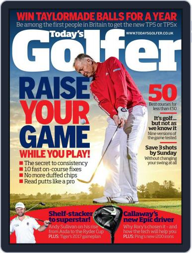 Today's Golfer March 1st, 2017 Digital Back Issue Cover