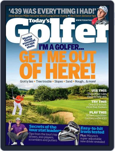 Today's Golfer (Digital) January 1st, 2017 Issue Cover