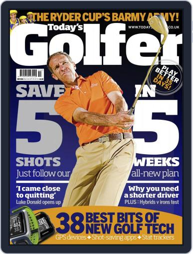 Today's Golfer (Digital) November 1st, 2016 Issue Cover