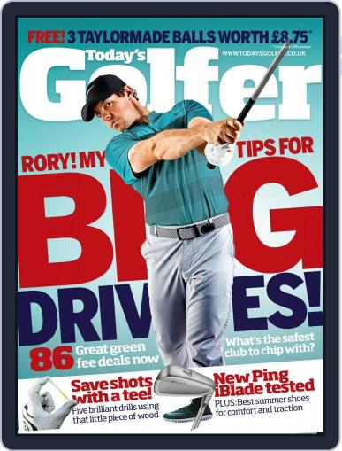 Today's Golfer August 4th, 2016 Digital Back Issue Cover