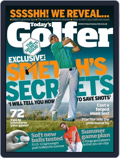 Today's Golfer (Digital) May 12th, 2016 Issue Cover