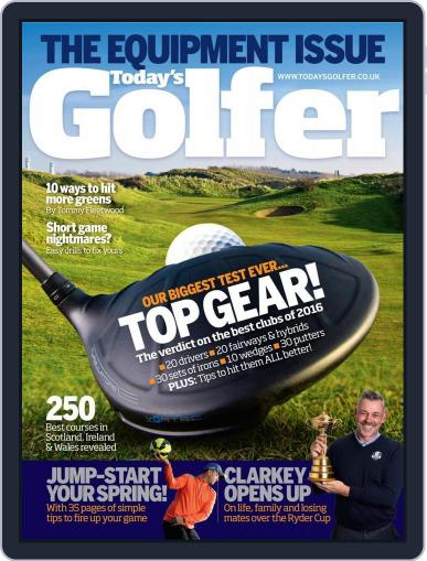 Today's Golfer (Digital) April 14th, 2016 Issue Cover