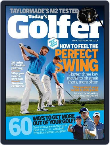 Today's Golfer (Digital) February 18th, 2016 Issue Cover