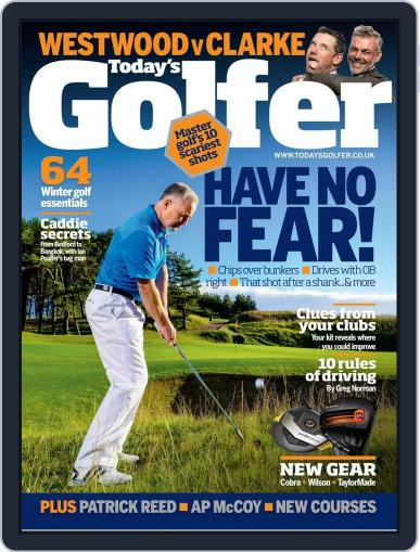 Today's Golfer (Digital) November 26th, 2015 Issue Cover
