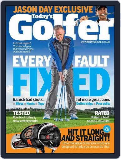 Today's Golfer (Digital) October 1st, 2015 Issue Cover