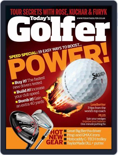 Today's Golfer (Digital) September 1st, 2015 Issue Cover