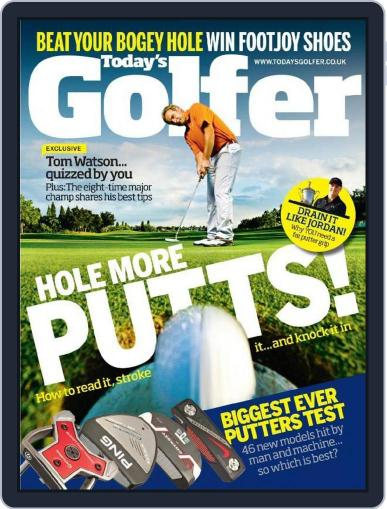 Today's Golfer (Digital) July 8th, 2015 Issue Cover
