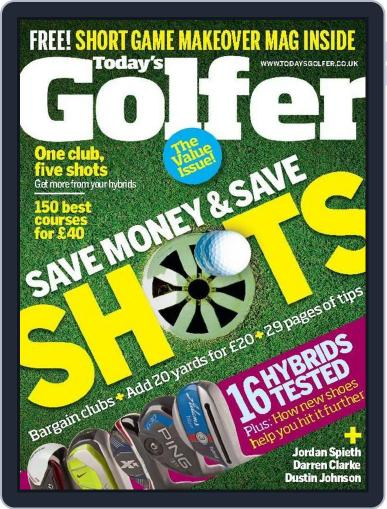 Today's Golfer May 13th, 2015 Digital Back Issue Cover