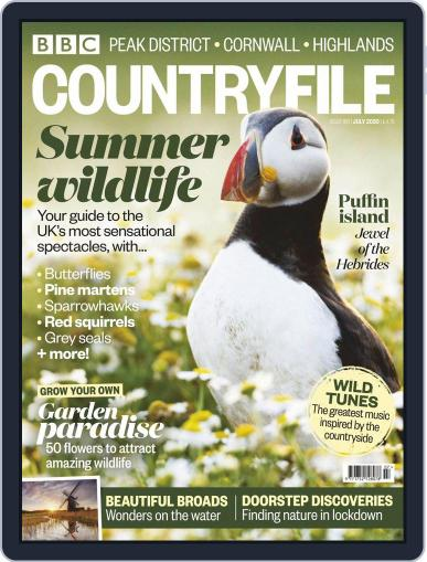 Bbc Countryfile (Digital) July 1st, 2020 Issue Cover