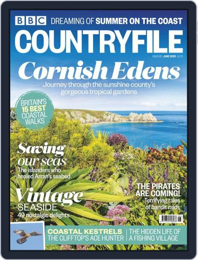 Bbc Countryfile (Digital) June 1st, 2020 Issue Cover