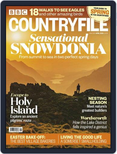 Bbc Countryfile (Digital) April 1st, 2020 Issue Cover
