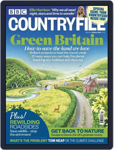 Bbc Countryfile March 2nd, 2020 Digital Back Issue Cover
