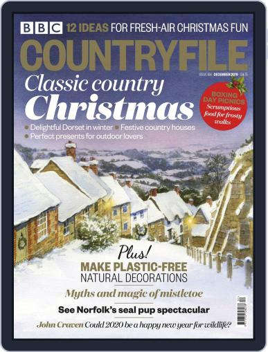 Bbc Countryfile December 1st, 2019 Digital Back Issue Cover