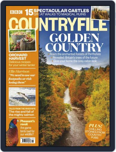 Bbc Countryfile (Digital) November 1st, 2019 Issue Cover