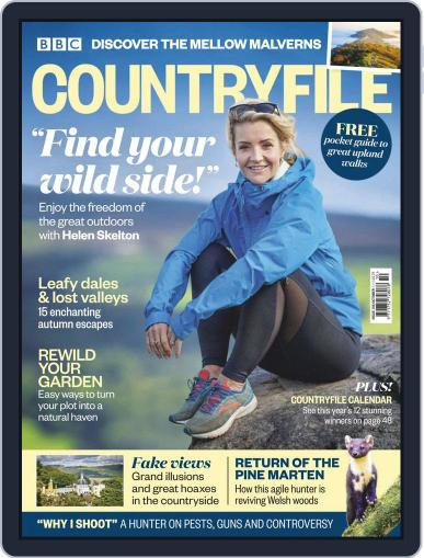 Bbc Countryfile October 1st, 2019 Digital Back Issue Cover