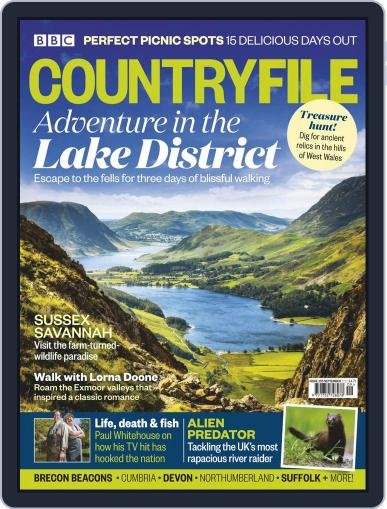 Bbc Countryfile (Digital) September 1st, 2019 Issue Cover