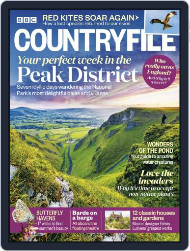 Bbc Countryfile (Digital) July 1st, 2019 Issue Cover