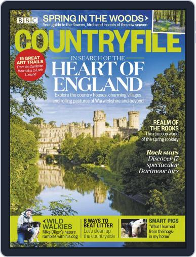 Bbc Countryfile March 1st, 2019 Digital Back Issue Cover