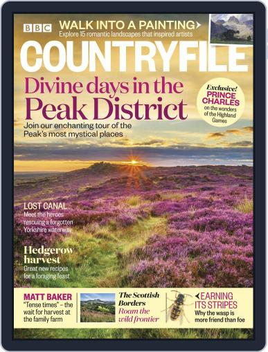 Bbc Countryfile (Digital) September 1st, 2018 Issue Cover
