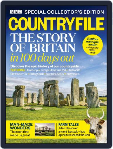 Bbc Countryfile August 2nd, 2018 Digital Back Issue Cover