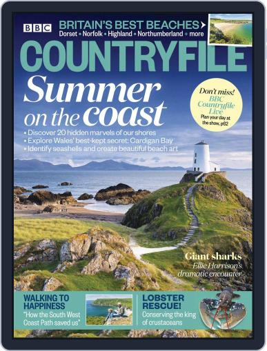 Bbc Countryfile August 1st, 2018 Digital Back Issue Cover