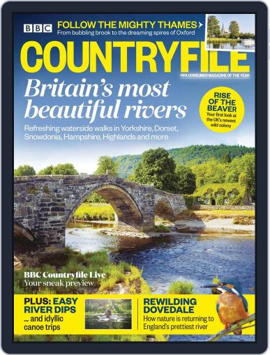 Bbc Countryfile (Digital) July 1st, 2018 Issue Cover