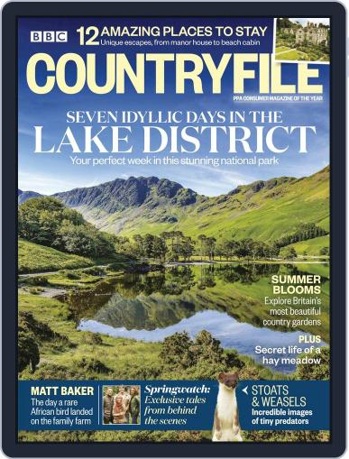 Bbc Countryfile June 1st, 2018 Digital Back Issue Cover