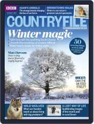 Bbc Countryfile (Digital) Subscription January 1st, 2018 Issue